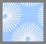 Hortensia Blue/Ivory/Hortensia