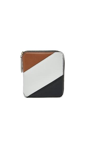 Diane von Furstenberg Маленький кошелек с круговой молнией
