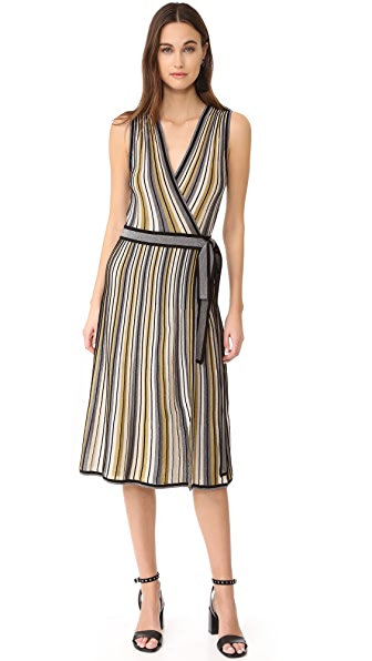 Diane von Furstenberg Cadenza Wrap Dress