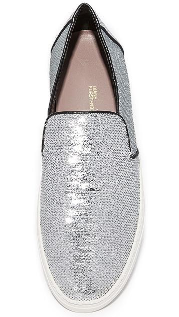 Diane von Furstenberg Budapest Slip On Sneakers