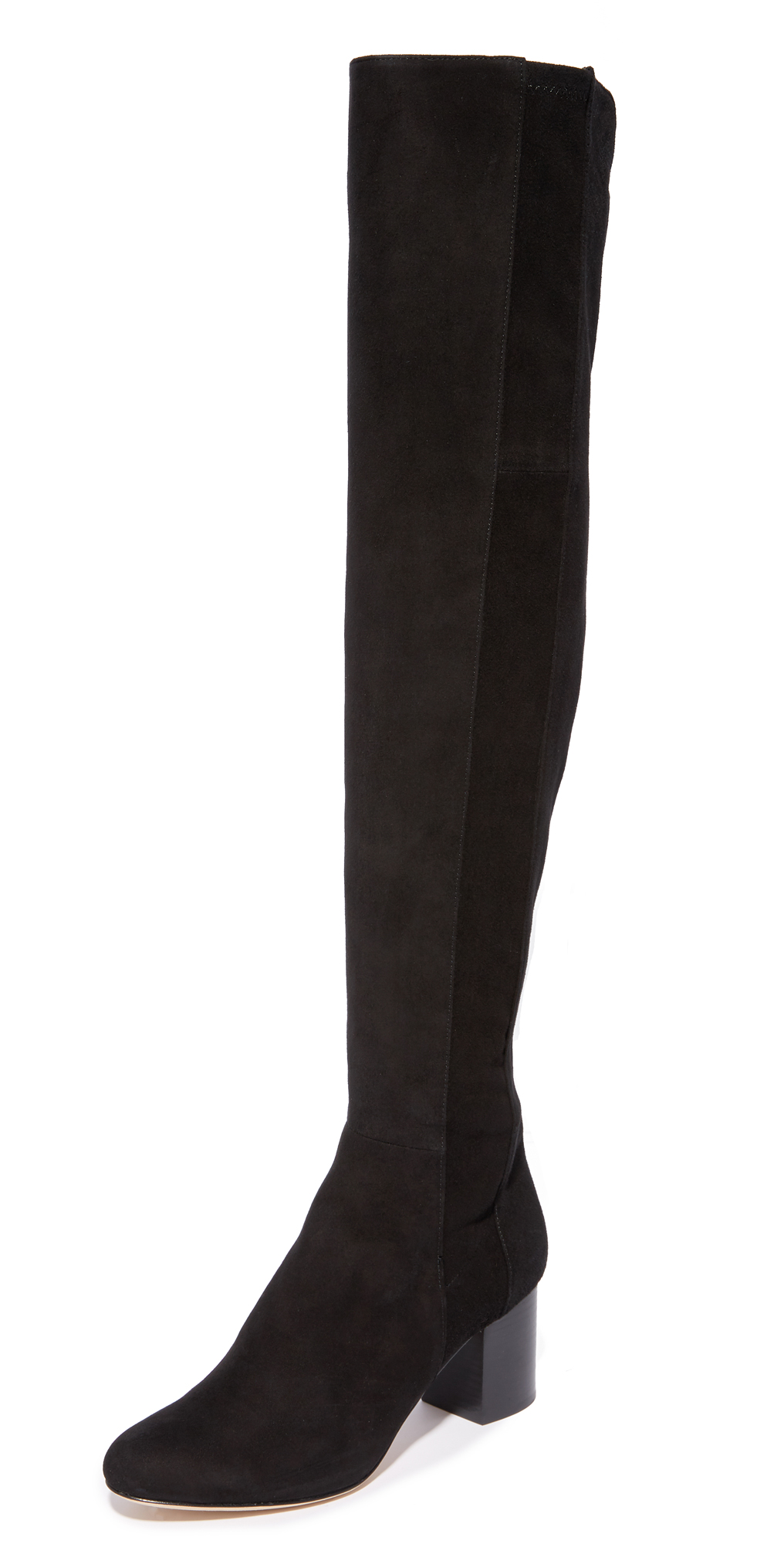 Luzzi Over the Knee Boots Diane von Furstenberg