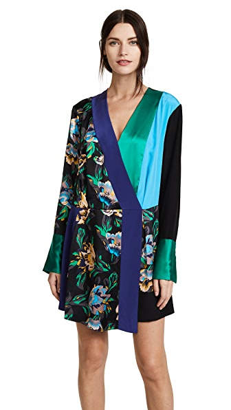 Diane von Furstenberg Crossover Dress at Shopbop