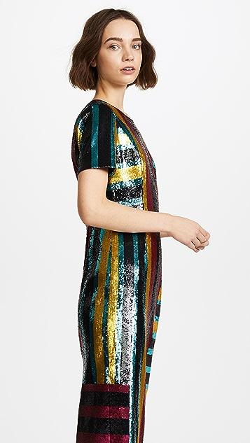 Diane von Furstenberg Sequin Dress