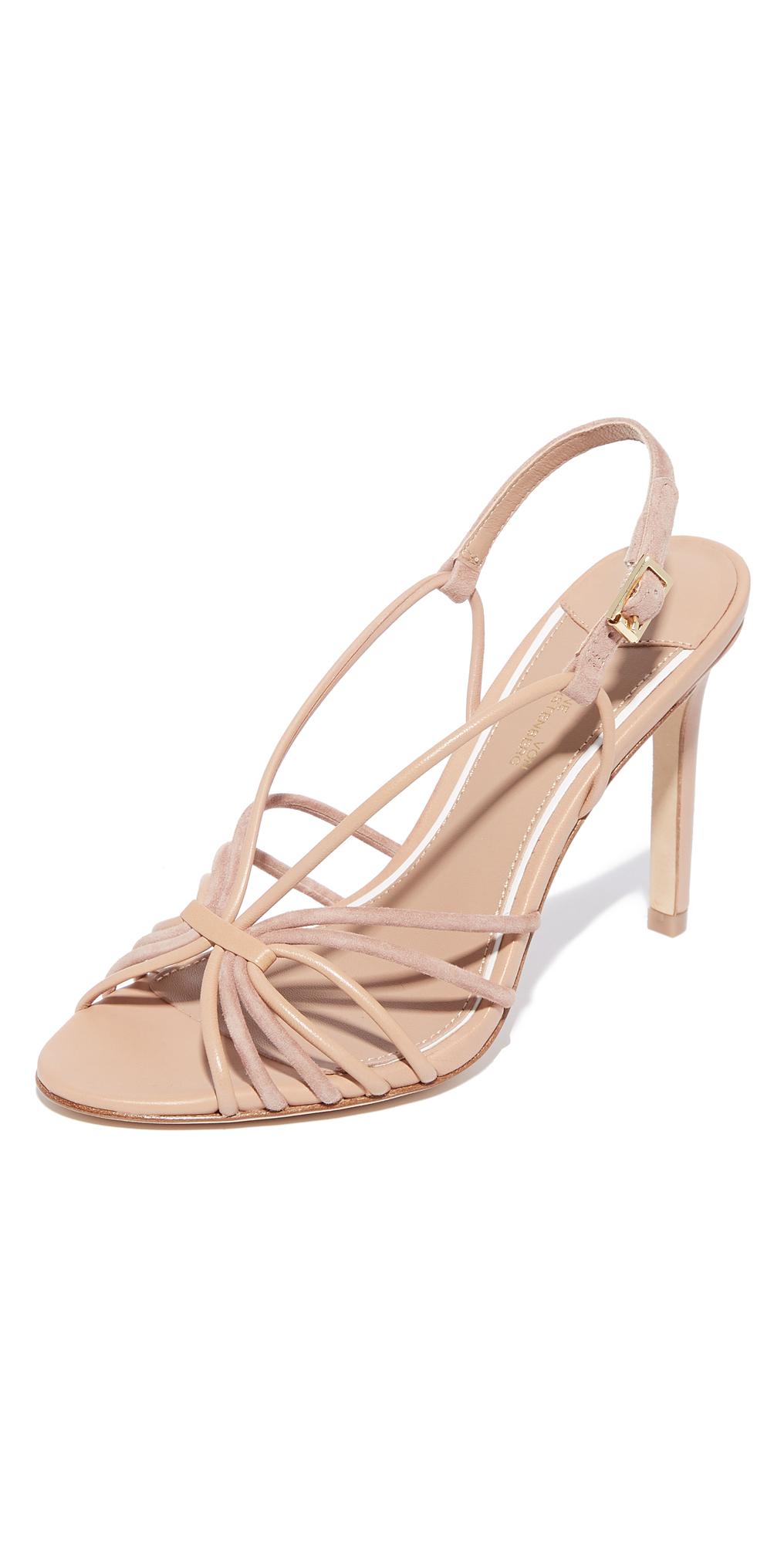 Milena Strappy Sandals Diane von Furstenberg