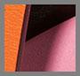 Bordeaux/Orange/Pink Azalea