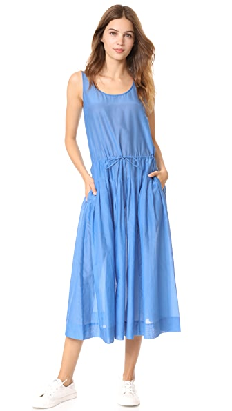 Diane von Furstenberg Beach Dress - Denim