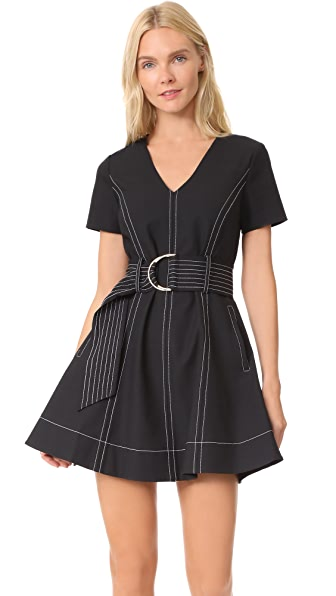 Diane von Furstenberg D Ring Flare Dress at Shopbop