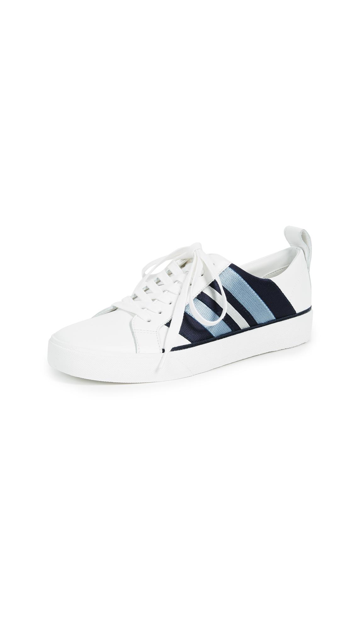 Diane von Furstenberg Tess Sneakers - White/Blue