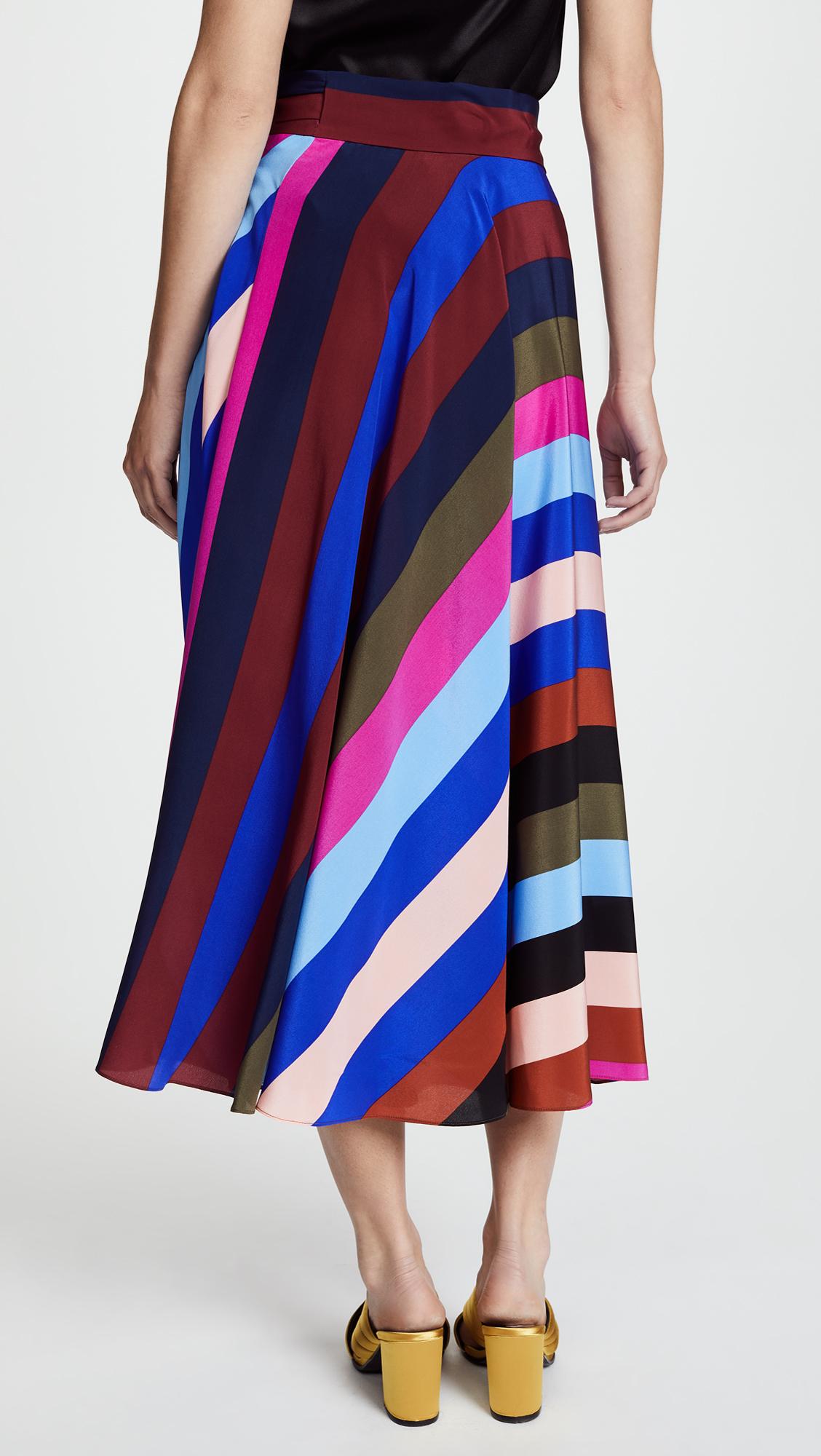 29cece0628 Diane von Furstenberg Draped Wrap Maxi Skirt | SHOPBOP