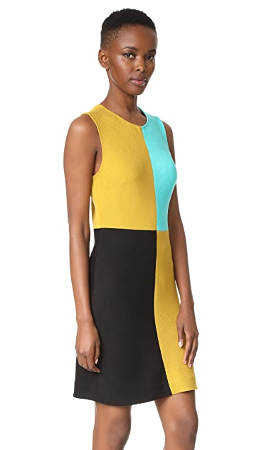 Diane von Furstenberg Mini Shift Dress
