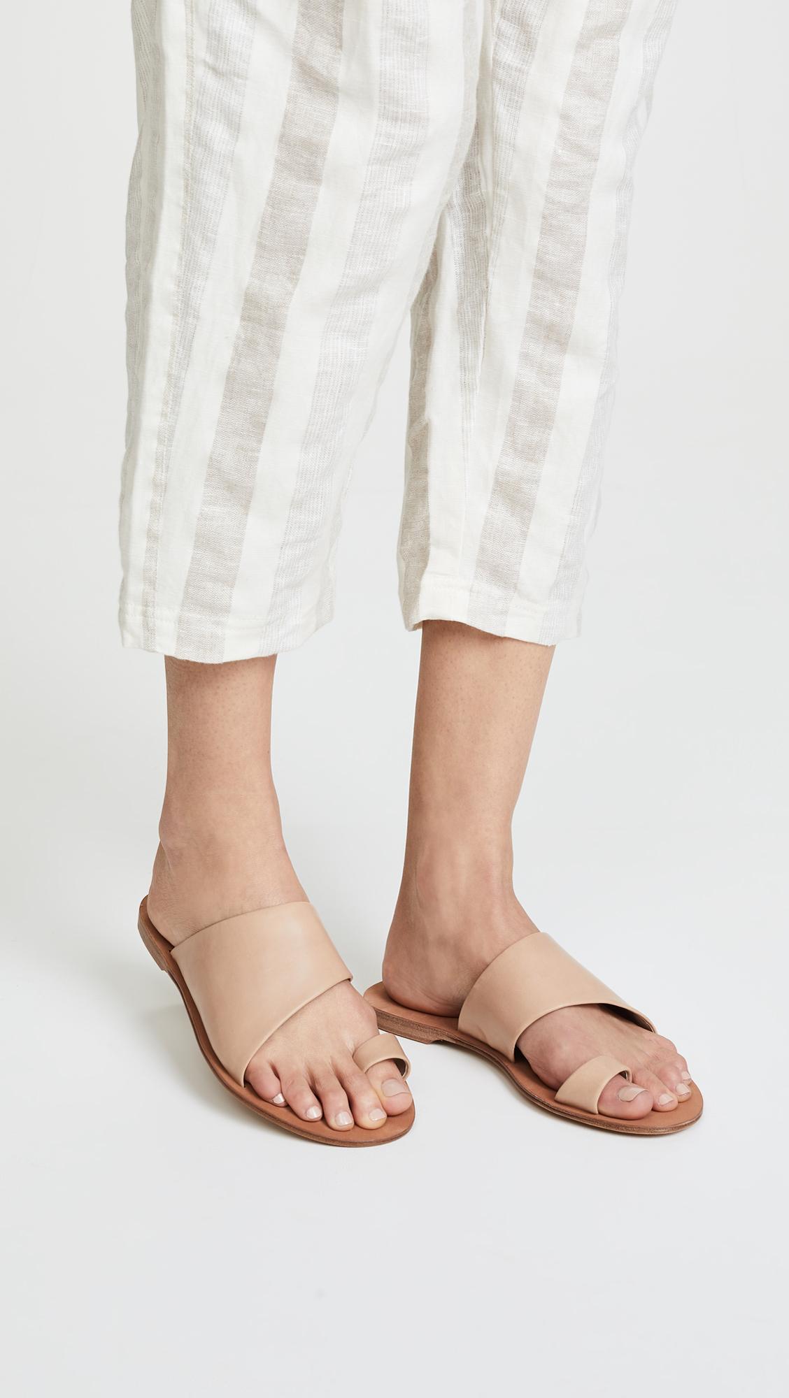 Diane von Furstenberg Women's Brittany Toe Loop Sandal taovCmXZ
