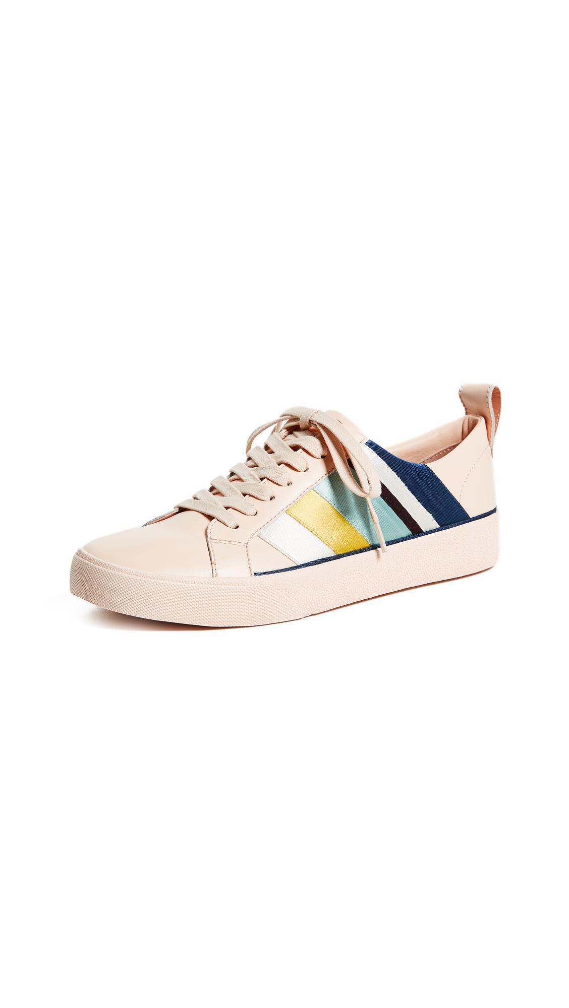 Diane von Furstenberg Tess Sneakers - Melon Multi