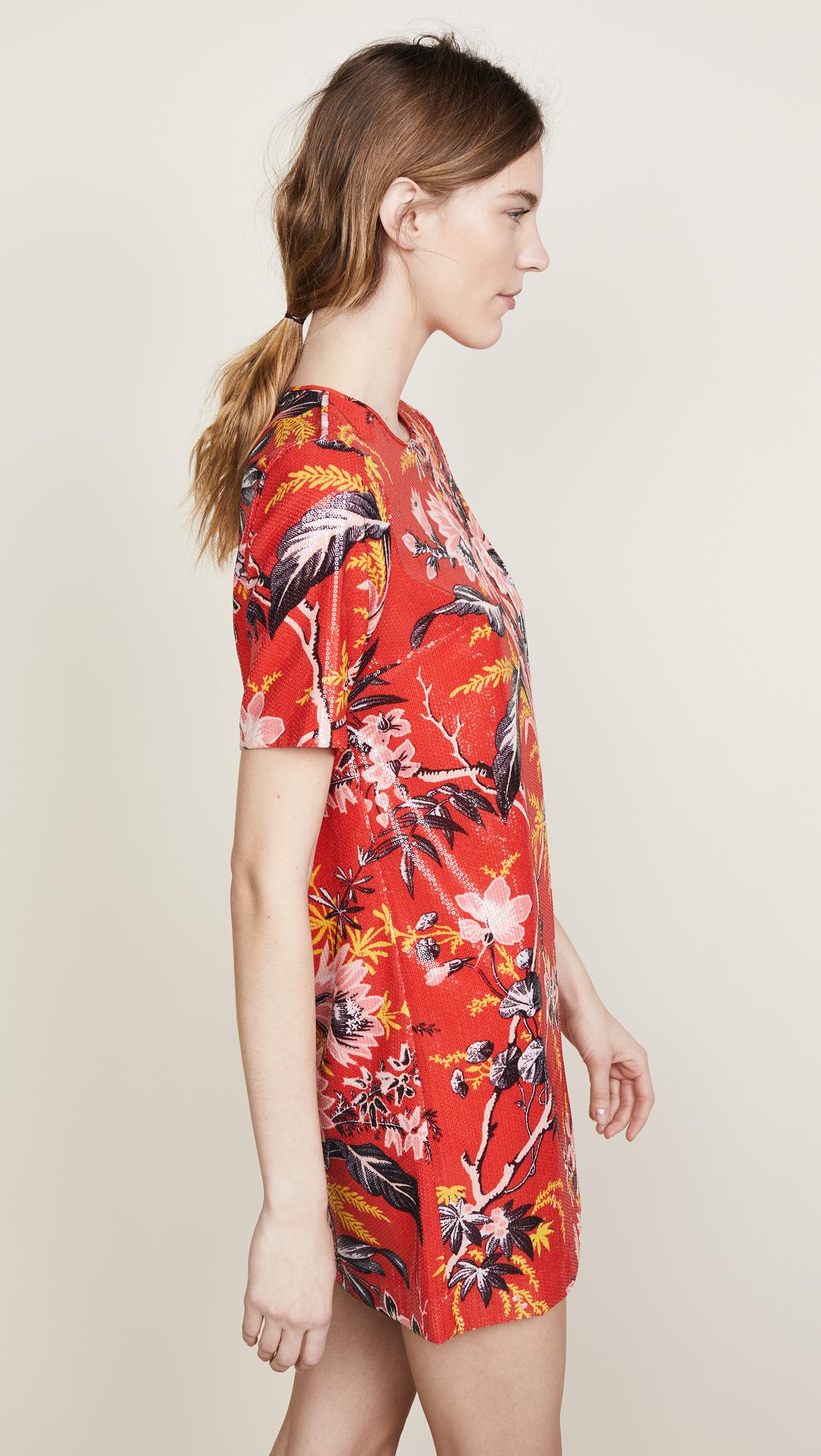 8b46cc808e5 Diane von Furstenberg Sequin Fluid Dress