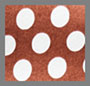 Baker Dot Small Sienna