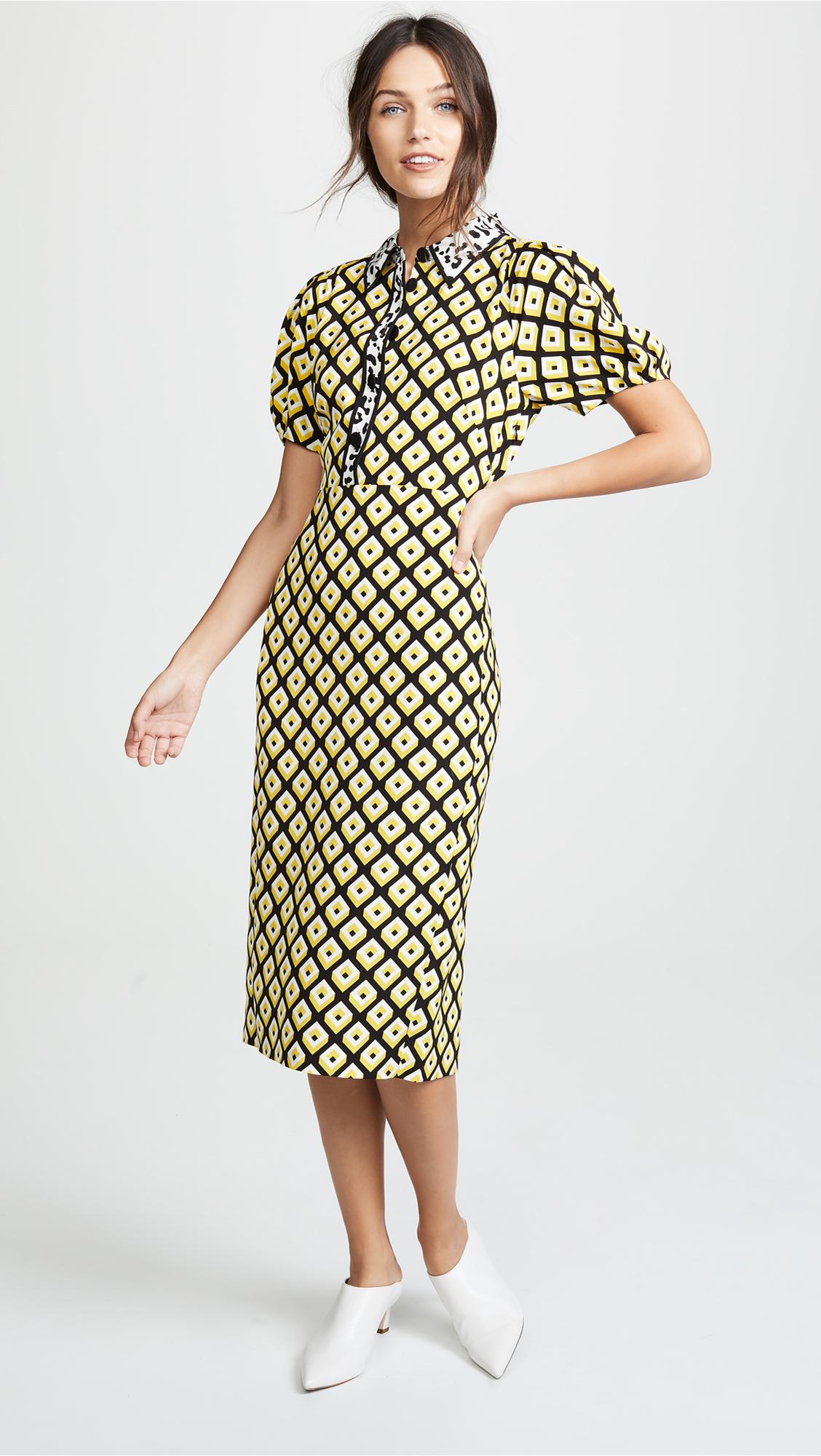 46dc1ac0c859 Diane von Furstenberg Elly Dress | SHOPBOP