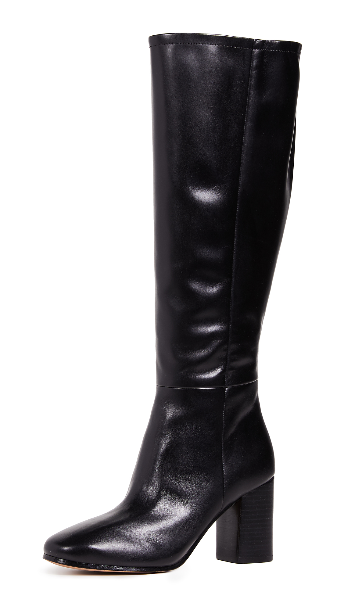Diane von Furstenberg Reese Boots - Black