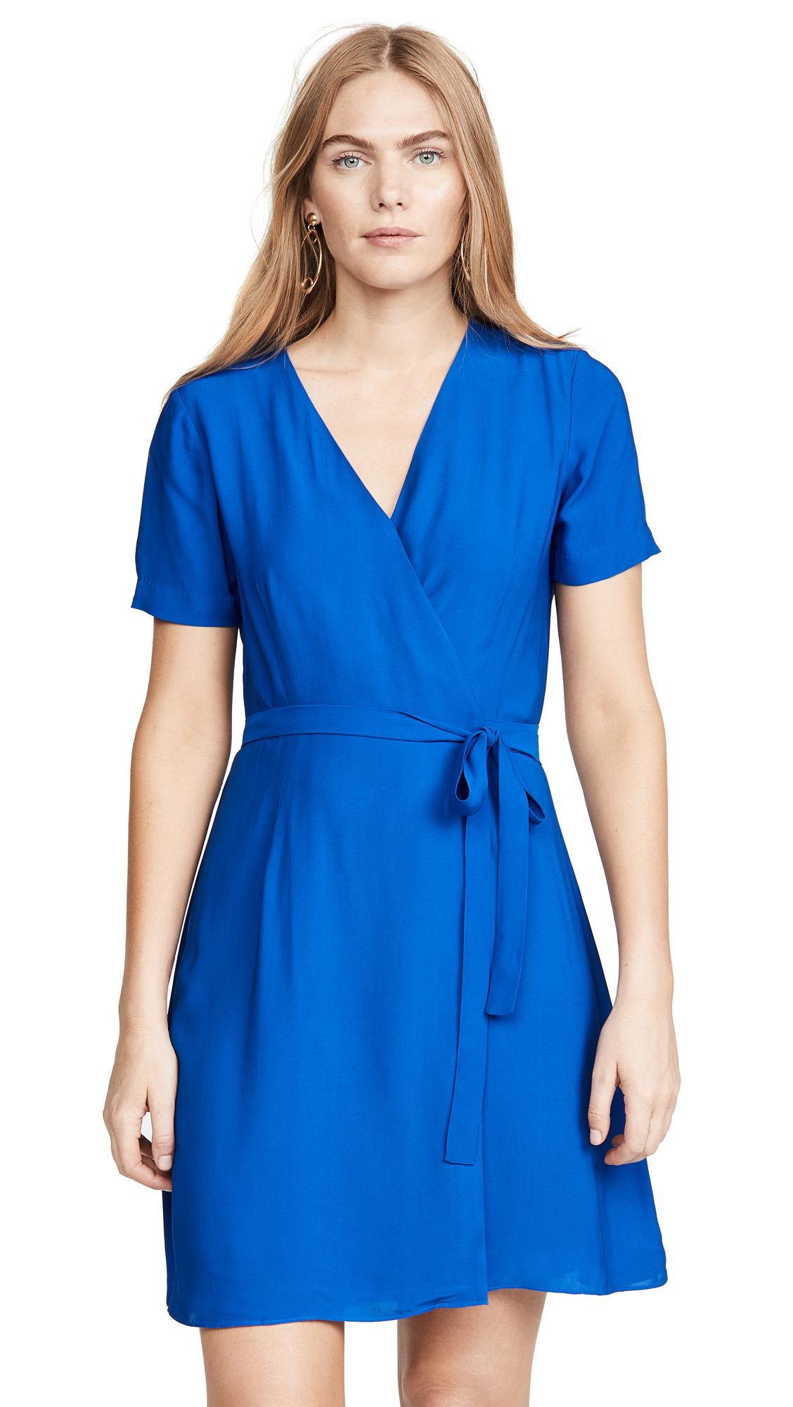 Diane von Furstenberg Savilla Dress - Cobalt