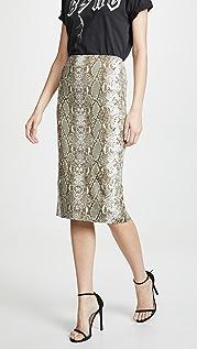 Diane von Furstenberg Kara 半身裙