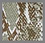 蟒蛇纹橄榄绿色