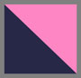 New Navy/Manic Pink
