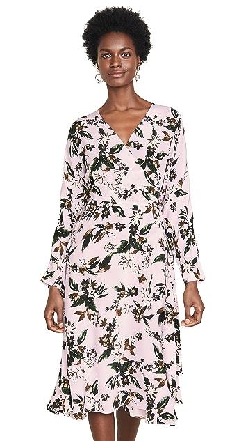 Photo of  Diane von Furstenberg Elle Dress - shop Diane von Furstenberg dresses online sales