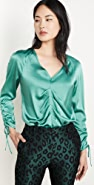 Diane von Furstenberg Shay 女式衬衫