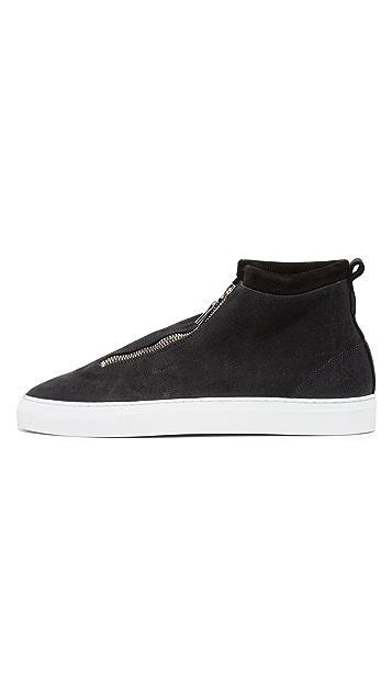 Diemme Fontesi Zip High Top Sneakers