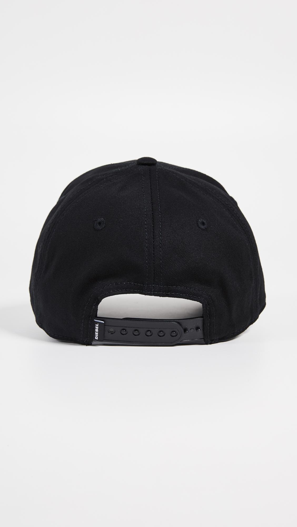Diesel Ciride Baseball Hat  b6d6f9216ffb