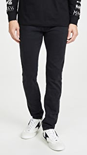 Diesel 5 Pocket Slim Fit Thommer Denim Jeans