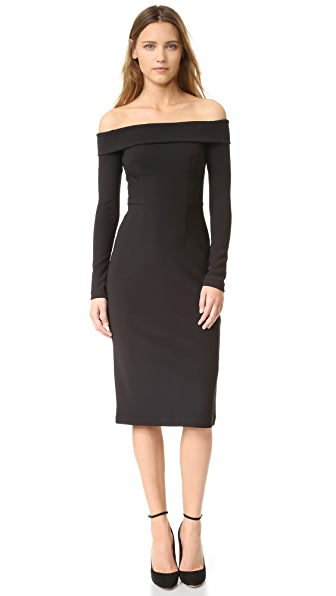 Dion Lee Shouderless Long Sleeve Dress