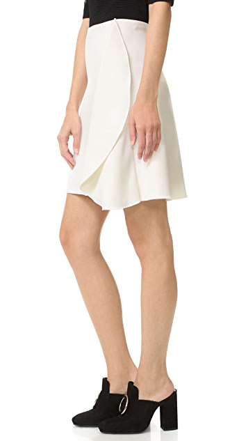 Dion Lee Circle Cape Skirt