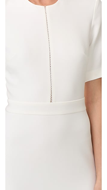 Dion Lee Short Sleeve Cargo Dress