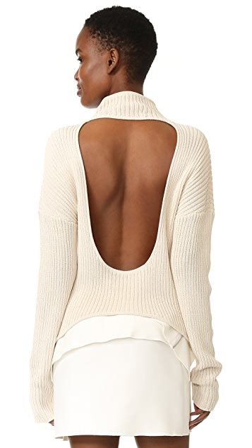 Dion Lee Cocoon Knit Top