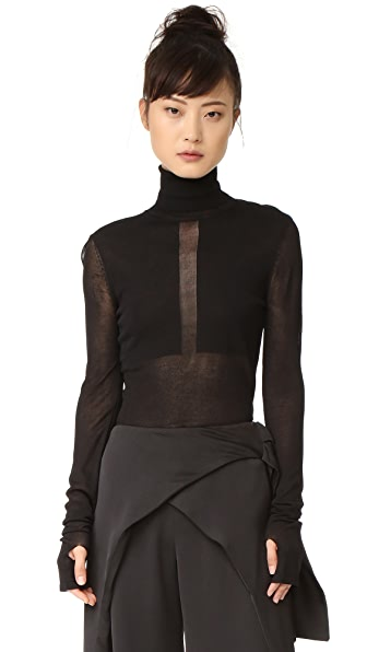 Dion Lee Long Sleeve Top