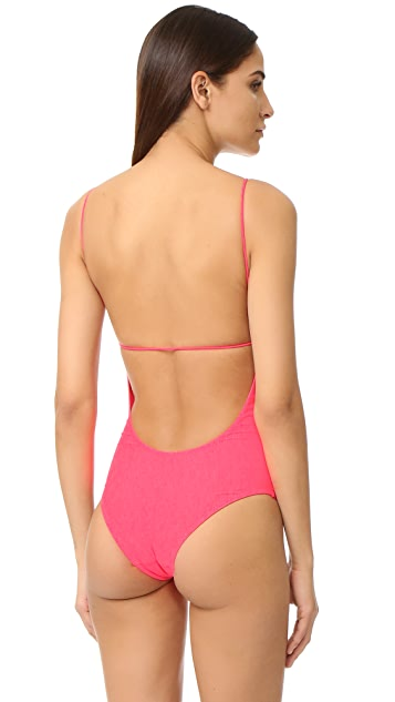Dion Lee One Piece Swimsuit