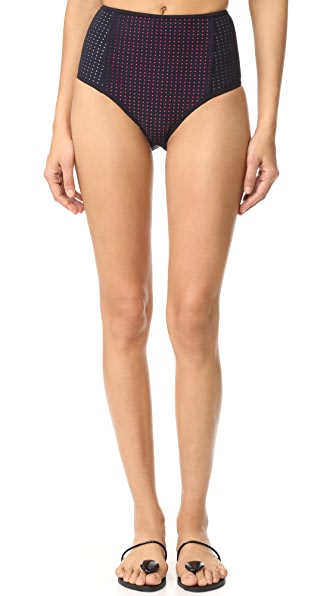 Dion Lee High Waisted Briefs