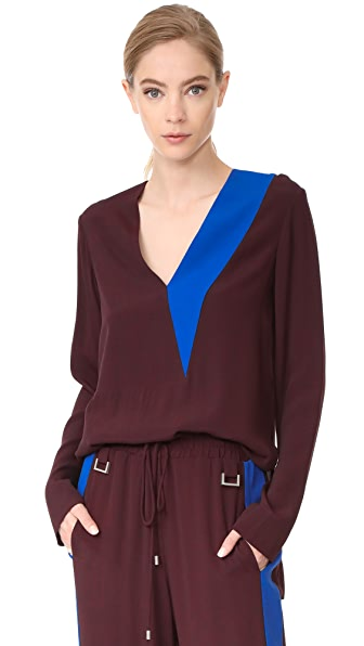 Dion Lee Balance Stripe Top