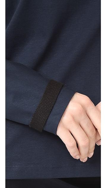 Dion Lee Utility Contour Long Sleeve Tee