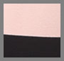 Muted Pink/Black