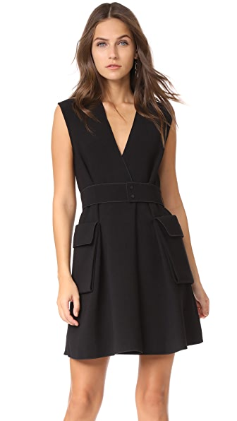 Dion Lee Cargo Mini Dress