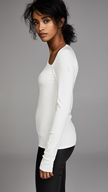 Dion Lee Rotation Rib Long Sleeve