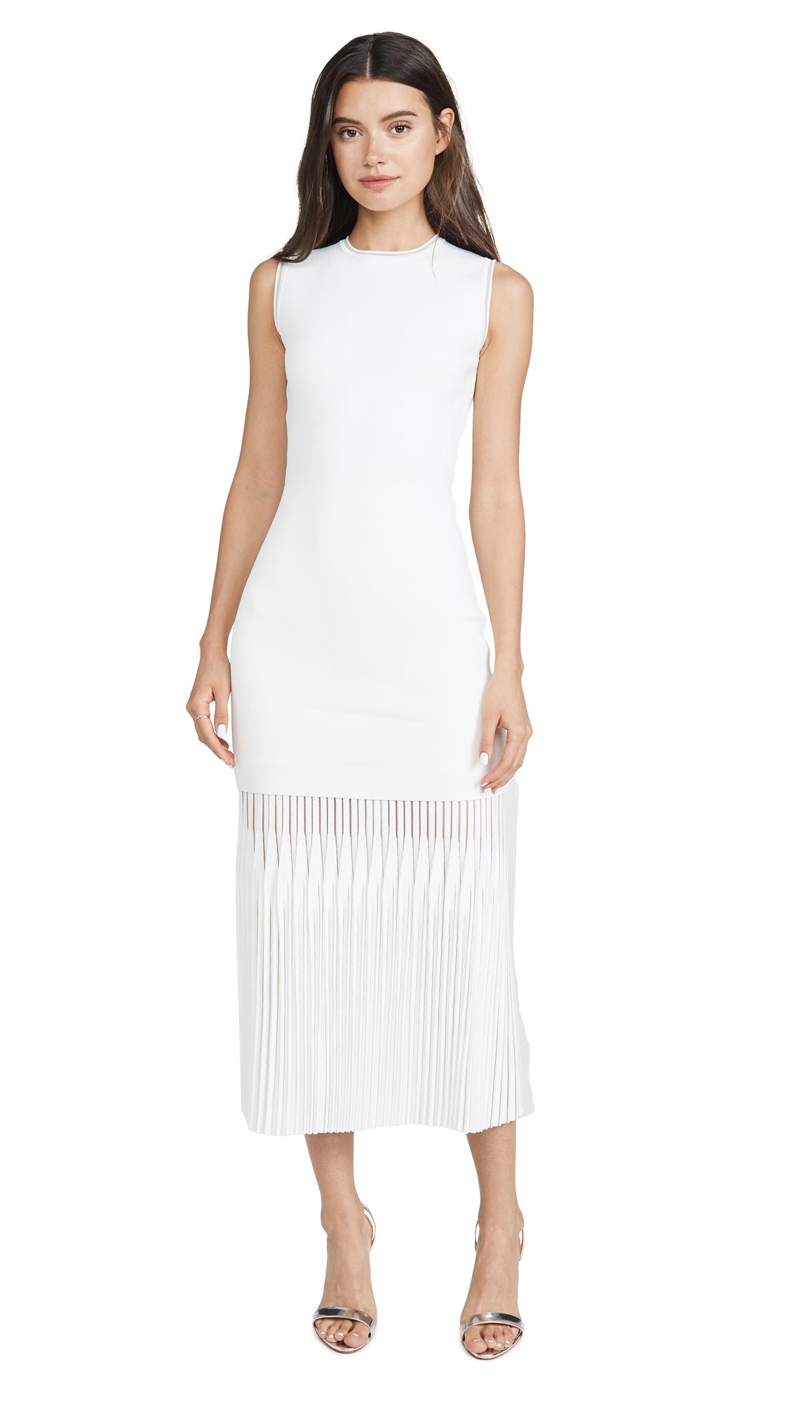 Buy Dion Lee online - photo of Dion Lee Godet Pleat Dress