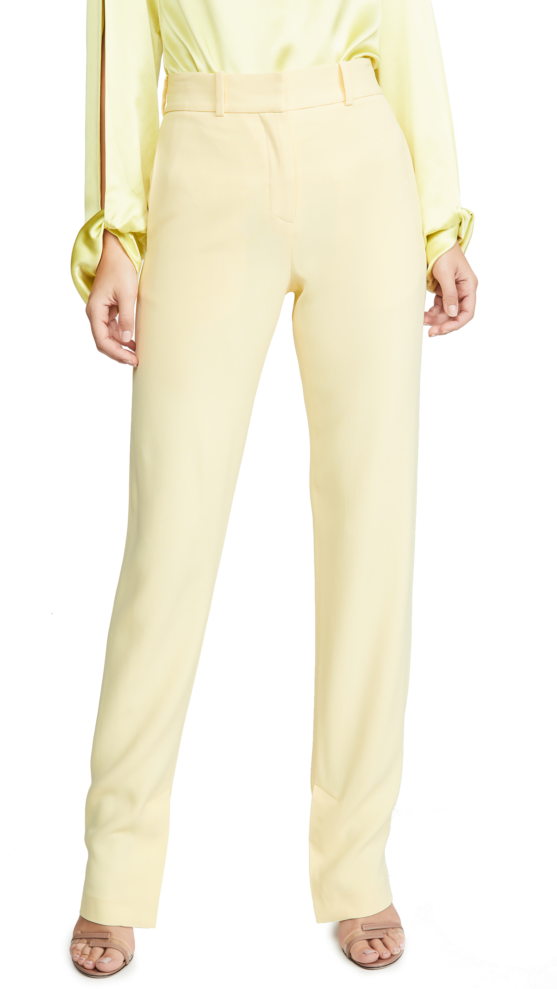 Buy Dion Lee online - photo of Dion Lee Cady Vented Trousers