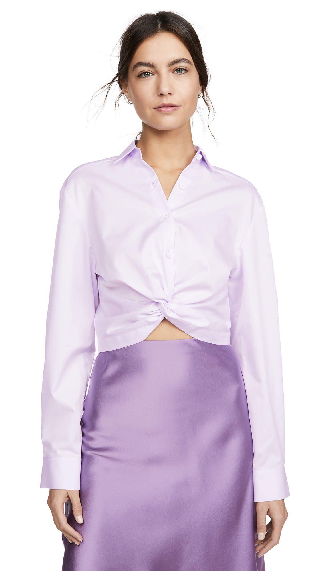 Dion Lee Twist Placket Shirt - 60% Off Sale