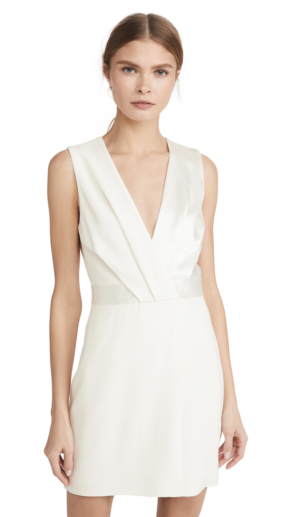 Dion Lee Pivot Drape Mini Dress - 40% Off Sale