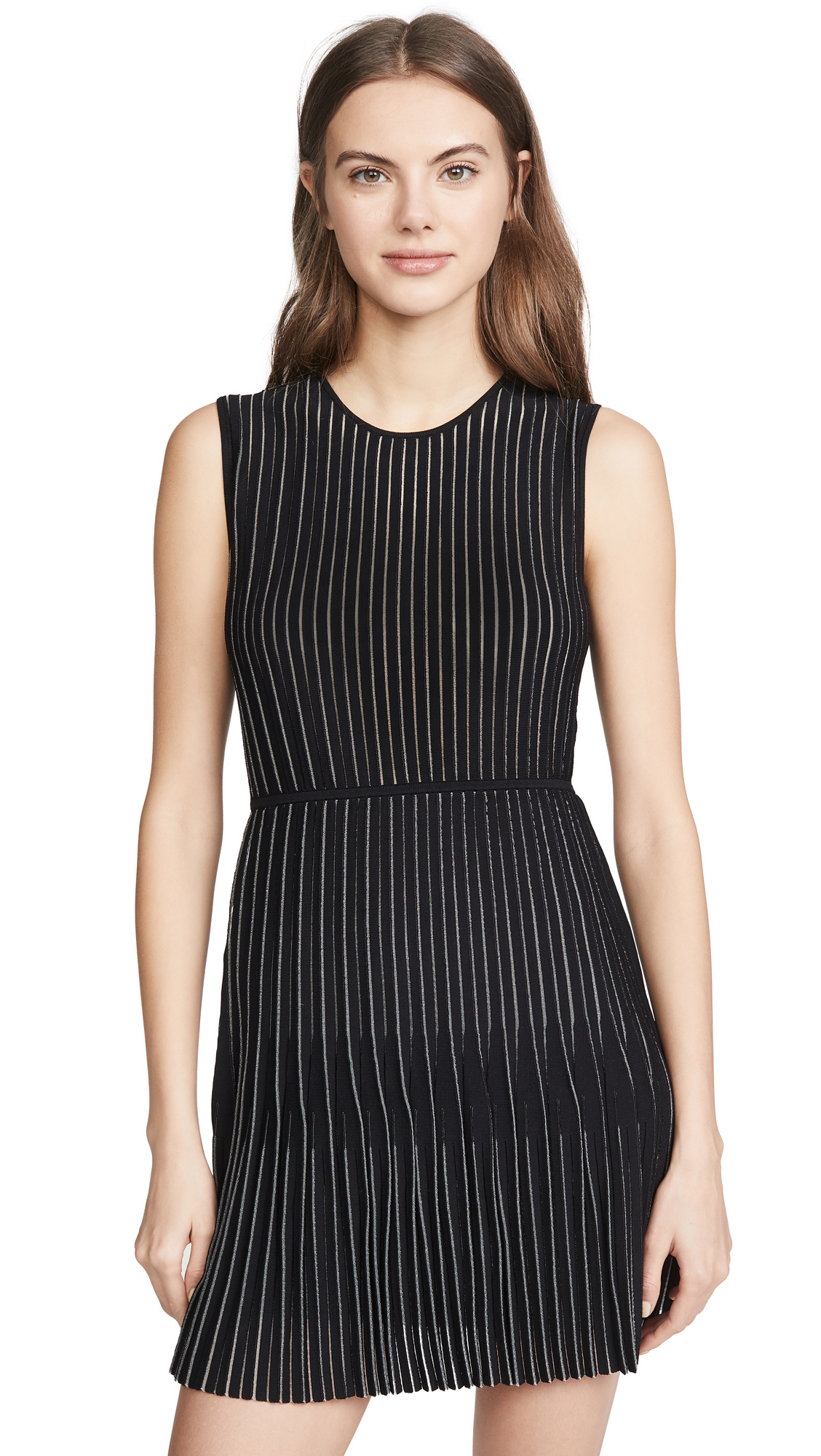 Dion Lee Godet Pleat Mini Dress – 60% Off Sale