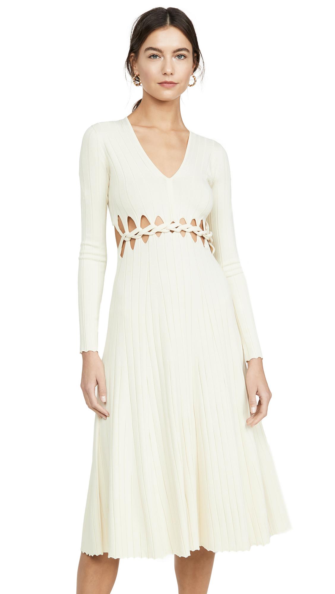 Dion Lee Pinnacle Braid Dress - 40% Off Sale