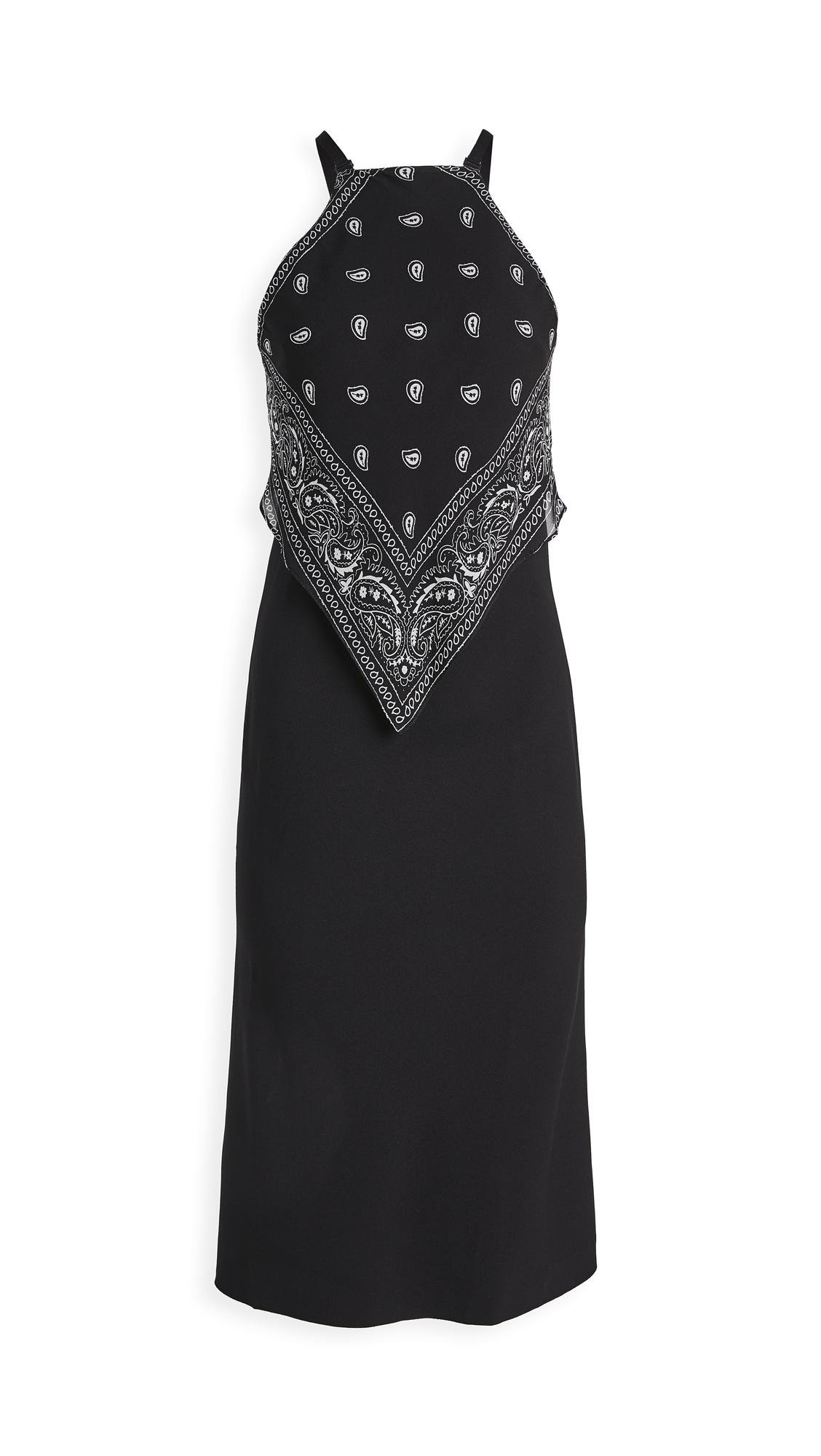 Dion Lee Bandana Bias Slip Dress - 30% Off Sale