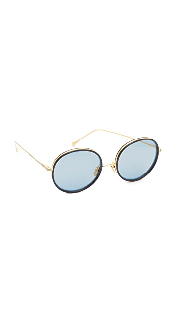 DITA Freebird Mirrored Sunglasses