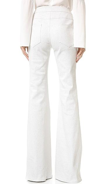 Derek Lam Flared Trouser Jeans